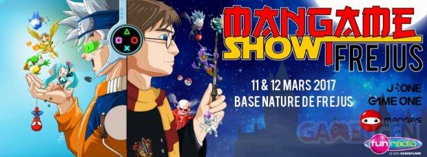 affiche managame show frejus winter edition