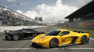 gran turismo sport la sublime fittipaldi ef7 vision gt se montre en images et vid o gamergen com. Black Bedroom Furniture Sets. Home Design Ideas