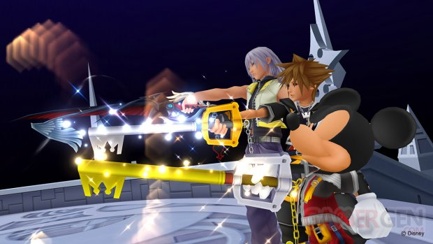 Kingdom Hearts HD 1.5 + 2.5 Remix images (2)